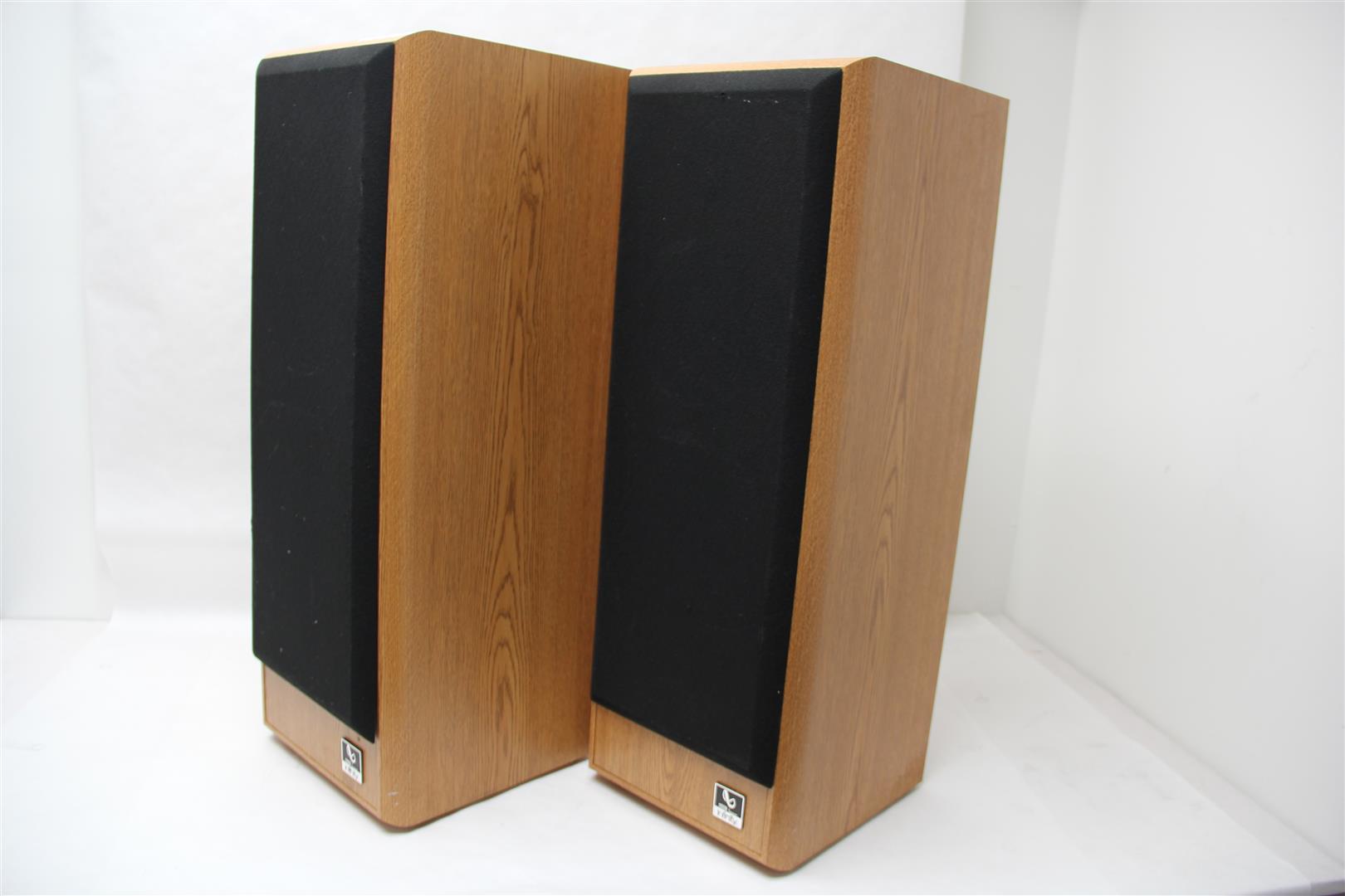 how to set up floor standing speakers