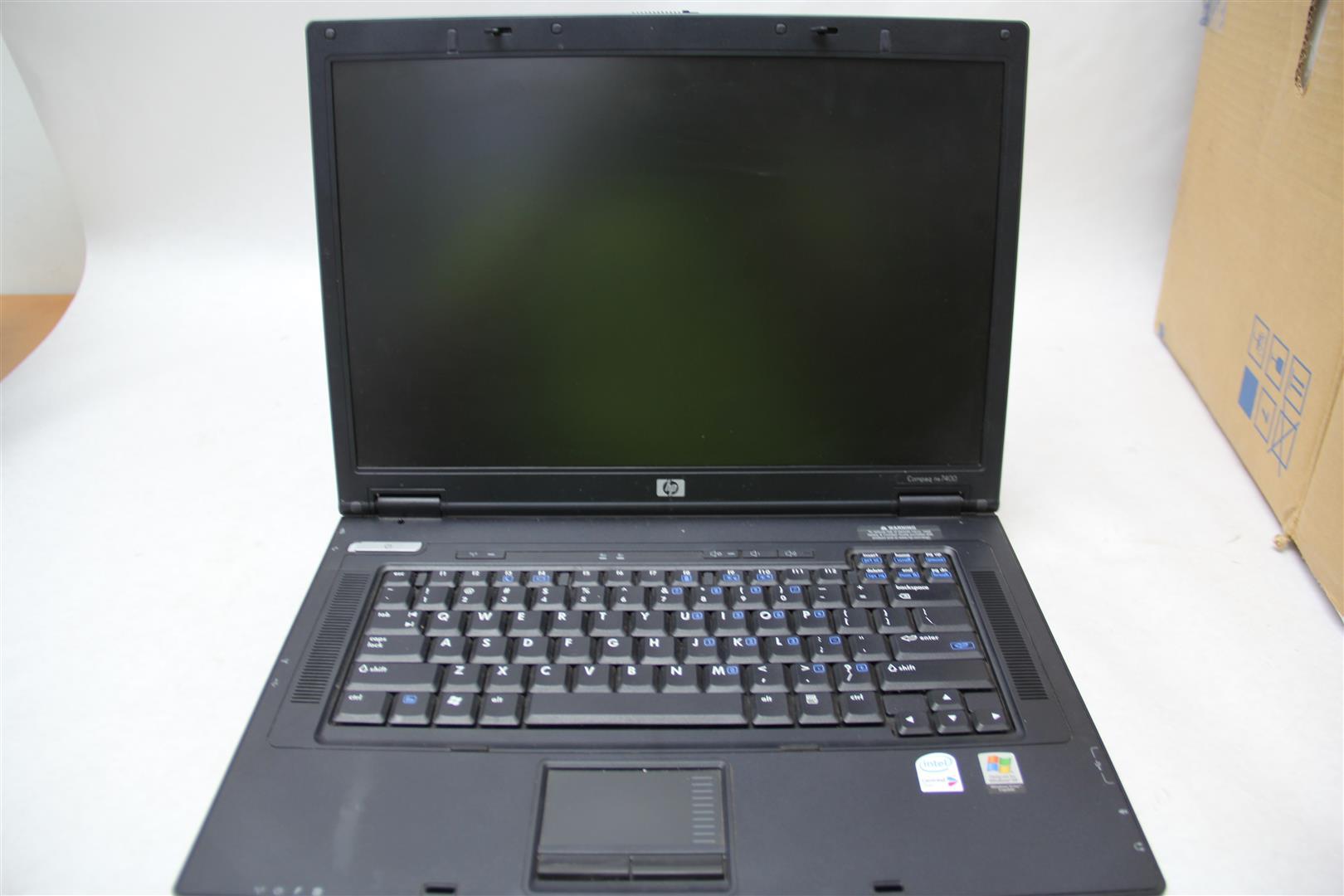 Compaq nx7400 ram slots